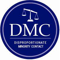 The Disproportionate Minority Contact Initiative Logo